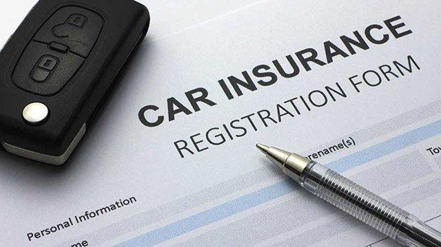 Car Insurance Registration Form in Oregon